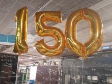 Glaston 150 years - the story