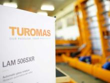 Turomas, the quality and experience of 30 years with laminated glass