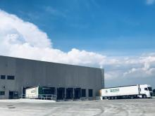 New Italy logistics center for the Fenzi Group