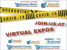 Glasstech Mexico, Doors&Windows Mexico Is Postponed to 2021 Due to COVID-19