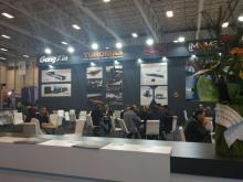 Turomas at Eurasia Glass, the most important Turkish glass fair
