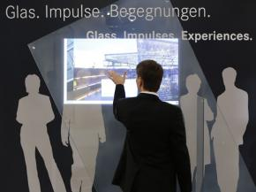 LIVE from glasstec