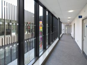 CMS completes glazing for three brand new North Lanarkshire health centres