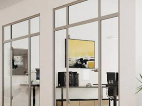 FrameTec: convenience and functionality for all-glass constructions
