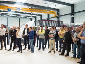 LiSEC opens the new Service and Training Center in Seitenstetten / Austria