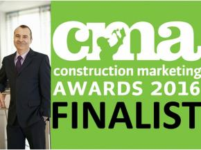 SWISSPACER nominated for two Construction Marketing Awards 2016
