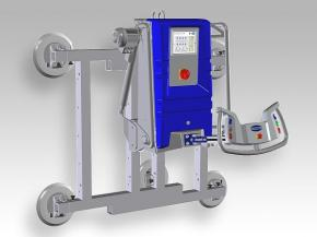 New Vacuum Lifting Device from Schmalz Handles Windows of up to 500 Kilograms
