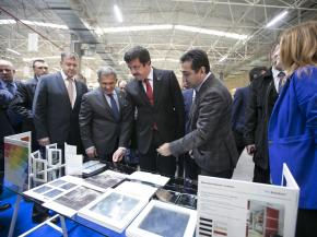 ŞİŞECAM GROUP INVESTS IN FLAT GLASS AND AUTOMOTIVE GLASS