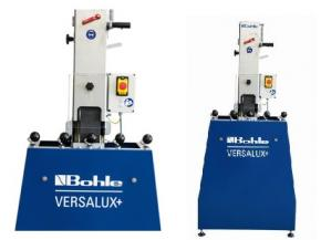 Bohle puts the finishing touches to the new Versalux+