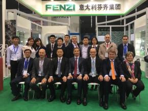 China Glass 2016: Fenzi and Tecglass chalk up new successes