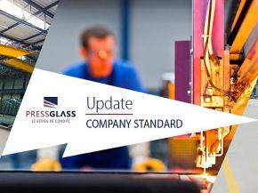 PRESS GLASS Company Standard Update