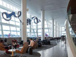 View Announces Dynamic Glass Installation at Delta Sky Club at Seattle