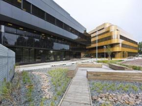 National award for the Swedish science park glazed by Glassolutions
