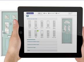 FRAMEXPRESS LAUNCHES NEW ONLINE DOOR DESIGNER