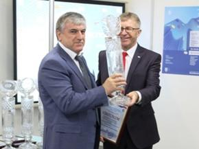"Post-release of the Competition ""Leader of the glass industry - 2016"""