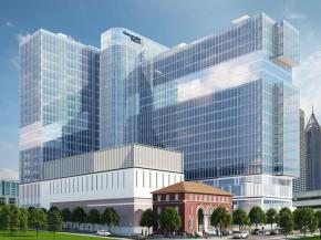 View Dynamic Glass To Be Installed at Coda at Tech Square in Atlanta