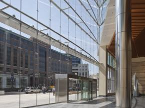 Pilkington Planar makes a Powerful Impression in Washington DC Building