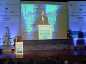 Şişecam Group brings together the leading names of the global glass industry in Istanbul