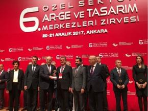 Şişecam Science and Technology Center Receives Intellectual Property Competence Award