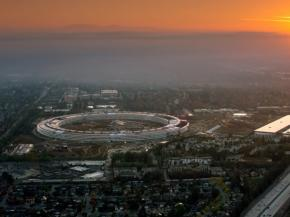Apple Park, in Cupertino, California