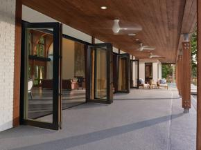 Marvin to Showcase New Bi-Fold Door at IBS, Featuring One of Industry's Largest Glass Panels