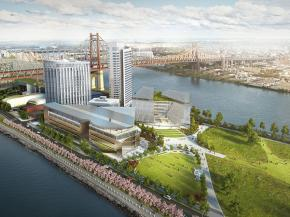 Solaria Provides Customized Architectural Solar Solution for New Cornell Tech Campus Building Aiming for Net Zero Energy