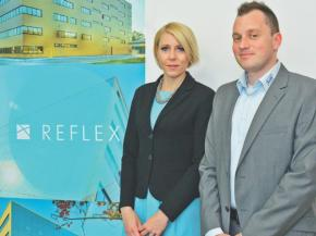 Managing Director Deborah Krempl-Doplihar leads the family business in the second generation. A+W account manager Peter Kénesy is on the right.