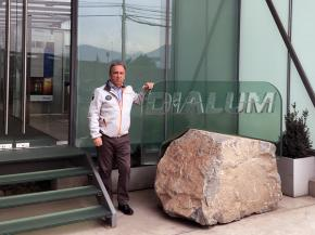 Don Fernando Diez, Owner of Dialum, Chile