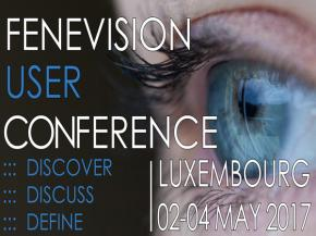 Registration is now open for the 2017 FeneVision User Conference Europe