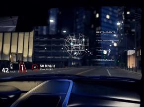 HUD: The future is now for Eastman's advanced technology
