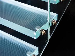 Faour Glass: Unveiling our Floating Glass Stairs at the 2017 AIA Conference