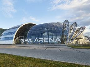 Press Glass Project: G2A Arena