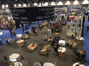 GANA's Hard-working Committees Meet at GlassBuild America in September