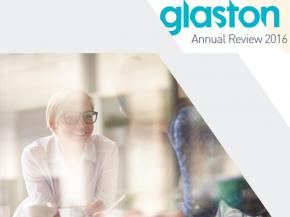 Glaston's Annual Review 2016 published