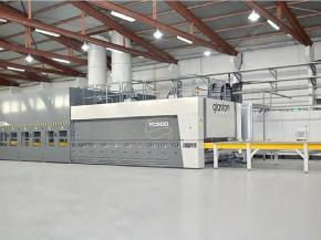 Glaston FC500 reaches high performance