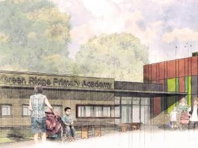 Kier Award Hazlemere Commercial Green Ridge Primary Academy Contract