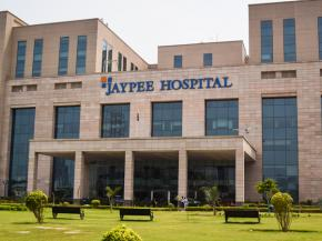 Saint-Gobain Glass at Jaypee Hospital, Noida