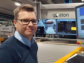 Kai Knuutila appointed as Glaston's Digitalization Manager