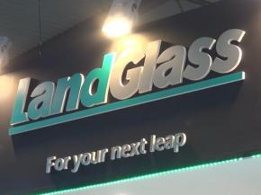 LandGlass at GLASSBUILD AMERICA 2017