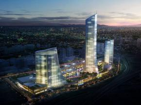 RMJM's Metropol Recognised as 8th Tallest Building in Europe