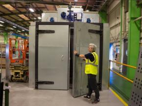 MiGlass invests in heat soak capability