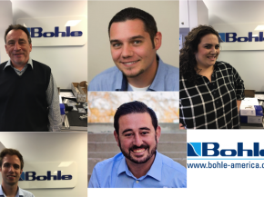 Growing the Team - Bohle America makes significant additions to staff