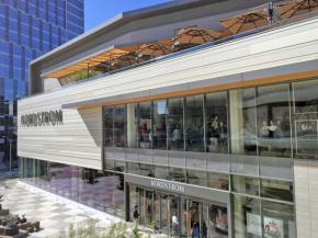 Giroux Glass Completes Glazing Work on Nordstrom, Century City