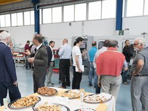 Buyers from all around the world visited Bottero's headquarters in Cuneo and discovered its technology