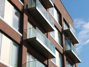 Sapphire balconies star in office to homes conversion