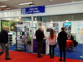 Şişecam Flat Glass exhibits its high technology products in Seebbe 2017