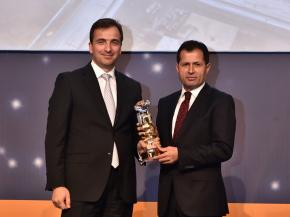"Şişecam Receives ICCI Energy Award with its ""Power Generation from Waste Heat Project"""