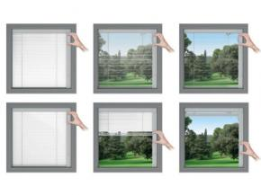 Unicel Architectural Features ADA Compliant Operators for Glass-encased Louvers and Blinds Solutions