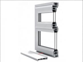 Spectus Window Systems adds two-part cill to its product offer