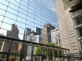 Reflections: Time Warner Center